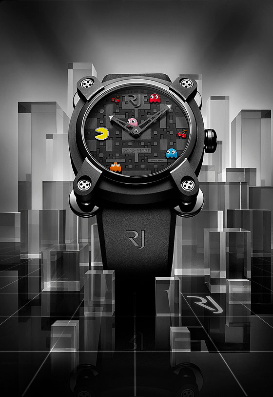 часы Romain Jerome Pac-Man